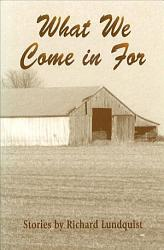 What We Come In For Book PDF