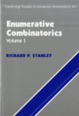 Enumerative Combinatorics  Volume 1 PDF