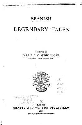 Spanish Legendary Tales PDF