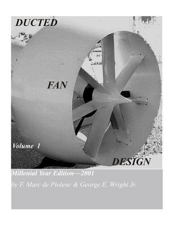 Ducted Fan Design  Volume 1 PDF