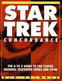 Star Trek Concordance Book