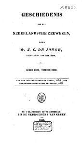 Geschiedenis van het Nederlandsche zeewezen: Dl. 3, Volume 2