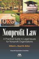 Nonprofit Law PDF