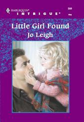 Little Girl Found