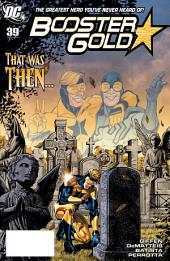 Booster Gold (2008-) #39