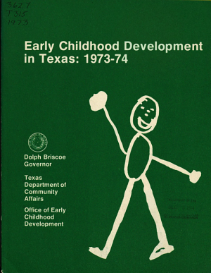 Early Childhood Development in Texas