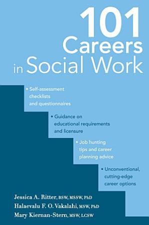 101 Careers in Social Work PDF