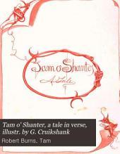 Tam o' Shanter, a tale in verse, illustr. by G. Cruikshank