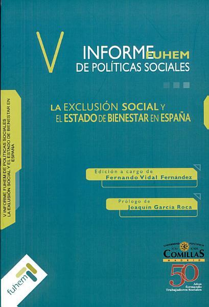 Exclusion Social Y Estado De Bienestar En Espana