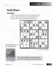 Grade 5 Medium Sudoku Puzzles 21–25