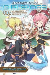 Sword Art Online: Girls' Ops: Volume 2