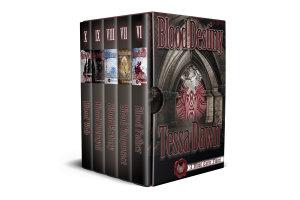 The Blood Curse Series  Five Dark Fantasies  Volume II