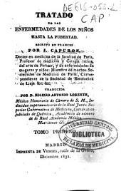 Tratado de las enfermedades de los niños hasta la pubertad: Volumen 1