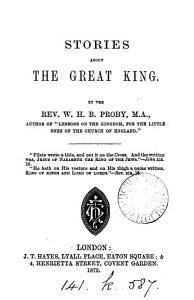 Stories about the great king  Jesus Christ   PDF