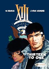 XIII - Volume 8 - Thirteen to One