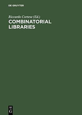 Combinatorial Libraries PDF