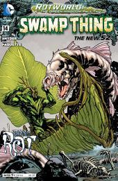 Swamp Thing (2011-) #14