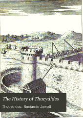 The History of Thucydides: Volume 2