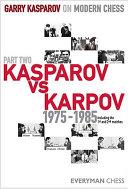 Garry Kasparov on Modern Chess PDF