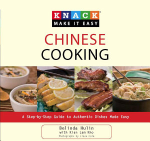 Knack Chinese Cooking Book