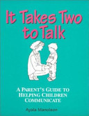 It Takes Two to Talk PDF