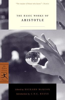 The Basic Works of Aristotle PDF