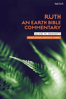 Ruth  An Earth Bible Commentary