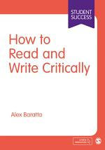 How to Read and Write Critically