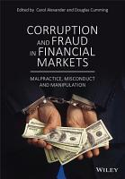 Corruption and Fraud in Financial Markets PDF
