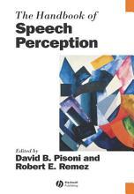 The Handbook of Speech Perception PDF