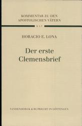 Der erste Clemensbrief PDF