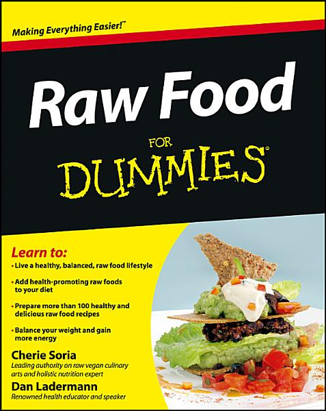 Download Raw Food For Dummies Book