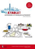 A table  Apprendre le fran  ais autrement   Cahier d exercices PDF