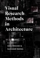 Visual Research Methods in Architecture PDF