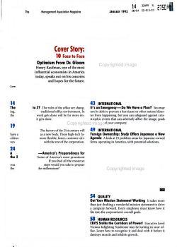 Management Review PDF