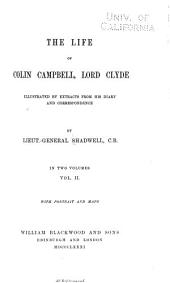 The Life of Colin Campbell, Lord Clyde: Volume 2
