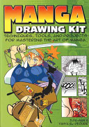 Manga Drawing Kit Book PDF
