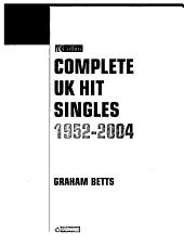 Complete Uk Hit Singles PDF