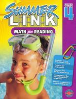 Math plus Reading  Grades 3   4 PDF