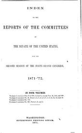 Senate Documents: Volume 2; Volume 267