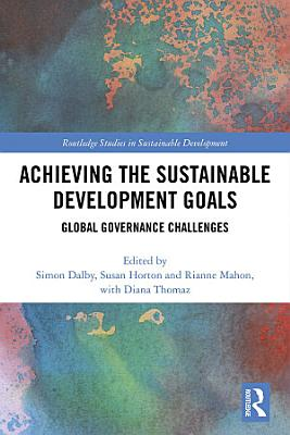 Achieving the Sustainable Development Goals