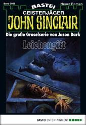 John Sinclair - Folge 0869: Leichengift