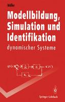 Modellbildung  Simulation und Identifikation dynamischer Systeme PDF