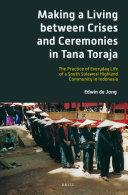 Making a Living between Crises and Ceremonies in Tana Toraja