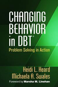 Changing Behavior in DBT  Book