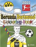 Borussia Dortmund Colouring Book 2021