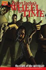 Robert Jordan's The Wheel of Time: The Eye of the World #27