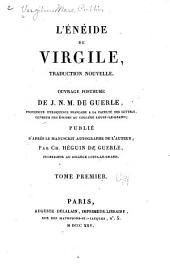 L'Énéide de Virgile: traduction nouvelle, Volume 1