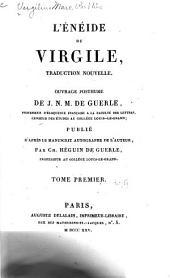 L'Énéide de Virgile: traduction nouvelle, Volume1