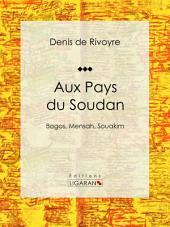 Aux Pays du Soudan: Bogos, Mensah, Souakim